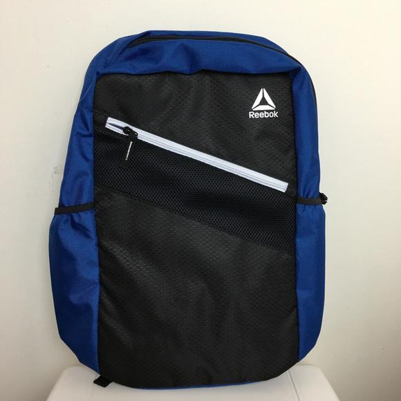 NEW Reebok Backpack School Bag Commuter Pack